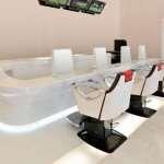 Как выбрать парикмахерское кресло, которое будет удобно для клиента?