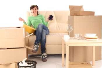 Переезд однокомнатной квартиры