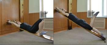Профилактор Евминова: упражнения для восстановления хребта.