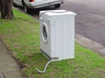 Зачем скупают стиральные машины