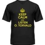Стильная футболка O.Torvald