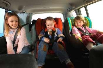 Как не ошибиться при выборе детского автокресла