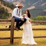 Каким должно быть идеальное свадебное платье в стиле кантри?