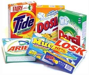 Преимущества покупки стирального порошка оптом