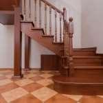 Долговечные и безопасные лестницы для загородных домов и других зданий