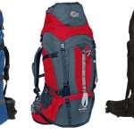 Рюкзаки 50-75 литров – оптимальный вариант для спорта и туризма