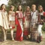 Славянская лавка – разнообразие славянской одежды на любой вкус