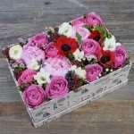 Оригинальные цветочные композиции с доставкой по Львову