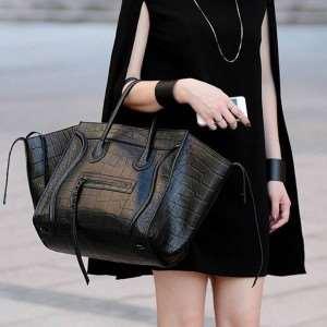 Как правильно выбрать качественную кожаную сумку?