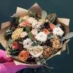Воронежские профессиональные флористы помогут создать букет мечты