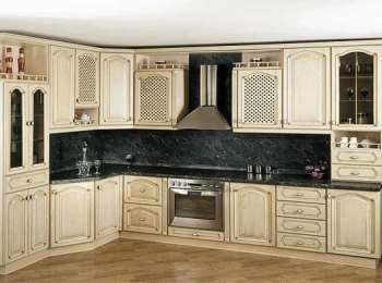 Изысканные кухонные гарнитуры итальянского качества