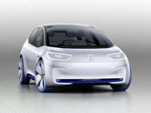 Volkswagen запустит в производство 5 новых электромобилей