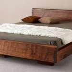 Кровать из дерева – отличное сочетание надежности и долговечности