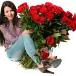 Услуга доставки цветов по Еврейской автономной области подарит  радость и позитив
