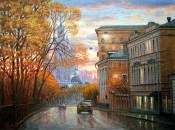 Осенняя Москва: что посмотреть, куда сходить, где остановиться