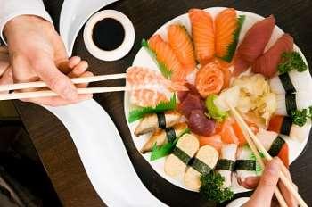 Суши и их польза для здоровья