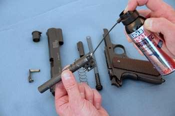 Оружейное масло любого типа в каталоге интернет-магазина Арсенал911