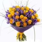 Букеты из живых цветов с доставкой