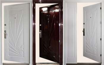 Внутренние двери на выгодных условиях от компании Альфа-Дом