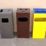 Stimex – оригинальные и вместительные уличные урны для мусора из металла