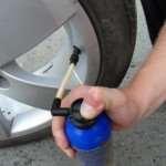Инновация автопроизводителей – ремкомлект вместо запаски