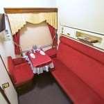 Поезд Гранд-Экспресс – высочайший комфорт за разумные деньги