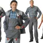Производство рабочей одежды для отдельных категорий потребителей