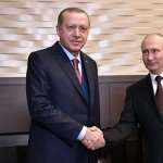 «Все про бизнес» - переговоры Путина с Эрдоганом завершились