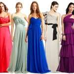 Вечерние платья: как же их правильно подобрать