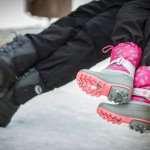 Что необходимо помнить при выборе зимней обуви для ребенка