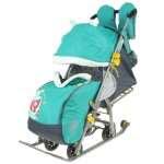 Санки-коляски для активных мам