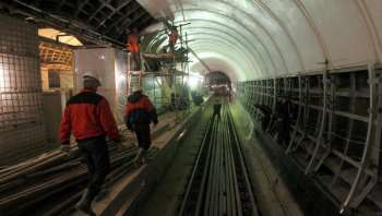 Начальные этапы строительства метрополитена