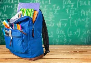 Подготовка к школе начинается с покупки рюкзака