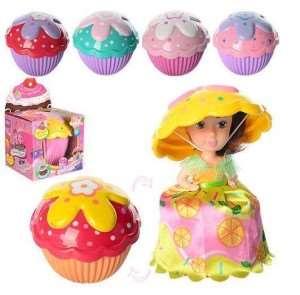Кукла-кекс Cupcake Surprise в магазине Detki-konfetki24