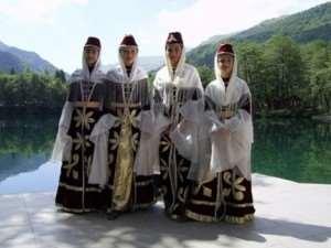 Кабардинцы - часть Российского народа