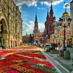 Москва – гостеприимная столица России