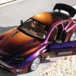 Автоэмаль Mobihel Helios металлик краска для стильного авто