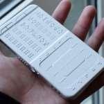 Слепые люди наконец получили свой телефон