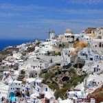 Самые популярные туристические города в Греции