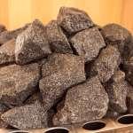 Основные правила выбора камней для бани