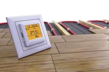 Преимущества установки электрического теплого пола