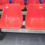 Купить пластиковые сиденья для стадионов