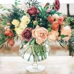 Ваза в виде бокала – оригинальный дизайн емкости для цветов