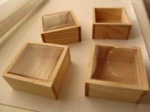 Качественная упаковка из древесины