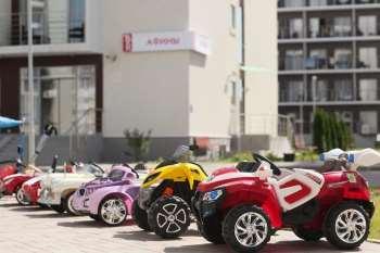 Детский электромобиль – лучший подарок для любого ребенка