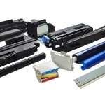 Различные детали к принтерам и копировальному оборудованию