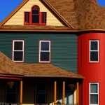 Работы по покраске фасадов здания: особенности, необходимость