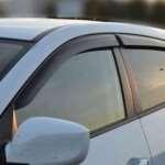 Ветровики для боковых стекол – стильная защита от грязи и воды