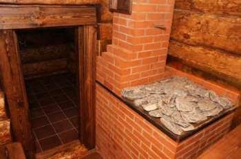 Каменки для бани на дровах без переплат - Теплодар в Украине