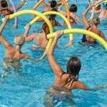 Эффективные упражнения аквааэробики для похудения